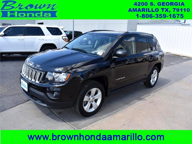 Pre Owned 2016 Jeep Compass 4wd 4dr Sport Suv In Amarillo