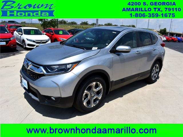 new 2017 honda cr v ex l 2wd suv in amarillo h2453 brown honda. Black Bedroom Furniture Sets. Home Design Ideas